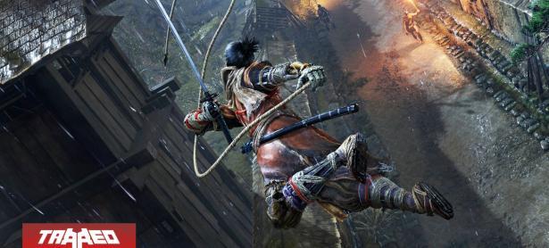 Sekiro Shadow Die Twiece a 1080p nativos en PS4 con graves caídas en FPS
