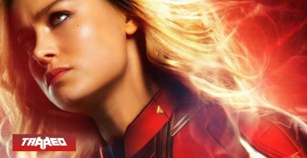 Capitana Marvel rompe esquemas con 455 MMDD en su primer fin de semana