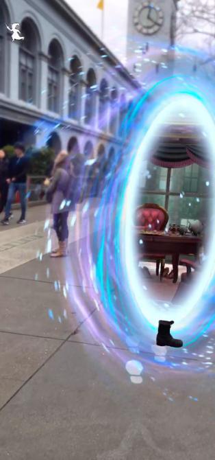 Mira las primeras capturas de <em>Harry Potter: Wizard Unite</em>