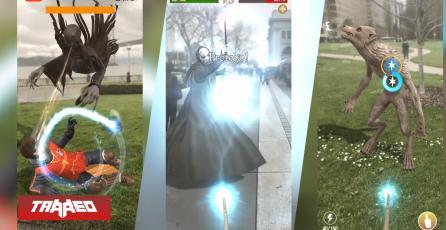 """""""Pokémon GO"""" de Harry Potter ya tiene gameplay, descubre como se ve <em>Wizards Unite</em>"""