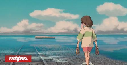 Fanáticos de 'El viaje de Chihiro' visitan lugar que supuestamente inspiró una escena en la película