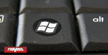 """Microsoft buscará reinventar la clásica """"tecla de Windows"""" con un lector de huellas"""