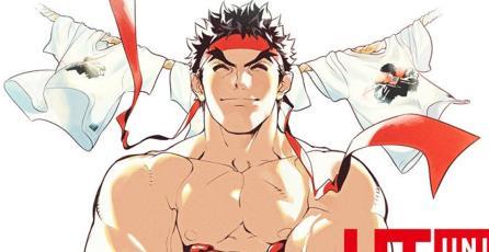 Capcom se alía con Uniqlo para lanzar prendas de <em>Street Fighter</em>
