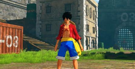 Ya está aquí el trailer de lanzamiento de <em>One Piece: World Seeker</em>