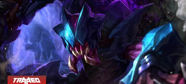 Rek'Sai reducirá su poder en League of Legends tras dominio en la jungla