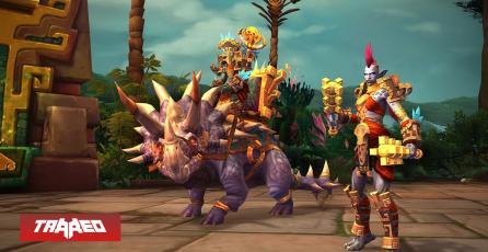 World of Warcraft recibe a los humanos de Kul Tiras y los Trol Zandalari como sus dos nuevas razas