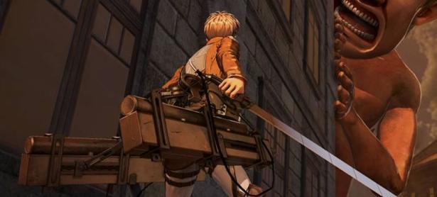 Koei Tecmo anuncia <em>Attack on Titan 2: Final Battle</em>