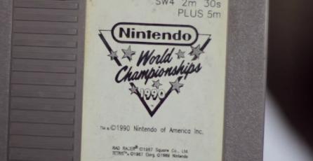 Sujeto encuentra un valioso juego para NES en su casa