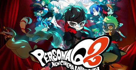 Mira el nuevo trailer de<em> Persona Q2: New Cinema Labyrinth</em>