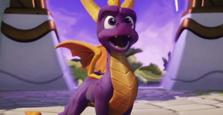 Ya puedes jugar <em>Spyro Reignited Trilogy</em> con subtítulos