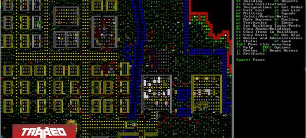 Dwarf Fortress llegará a Steam con gráficos y soporte para mods