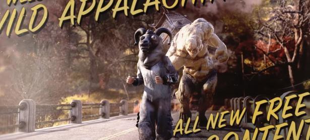 Ya está disponible la actualización <strong>Wild Appalachia</strong> para <em>Fallout 76</em>