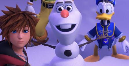 Cambiarán voz de Olaf en <em>Kingdom Hearts III</em> por arresto de actor en Japón