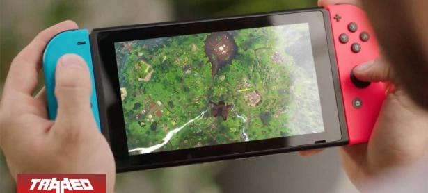 Epic Games informa que Fortnite en Switch sigue teniendo crossplay con consolas