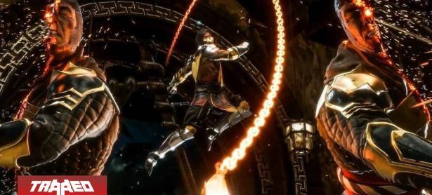 Mortal Kombat 11 se toma meses para diseñar cada uno de los fatalities