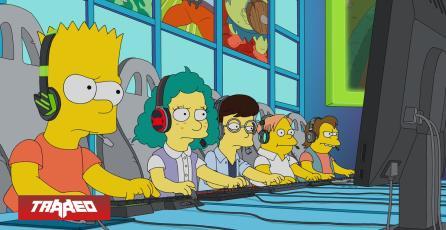 League of Legends aterrizará a 'Los Simpson' este domingo en un capítulo de Esports