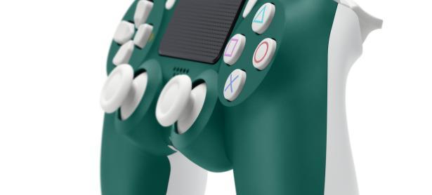 Sony anuncia un nuevo diseño para el control del PlayStation 4