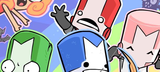 <em>Castle Crashers</em> podría llegar a PlayStation 4