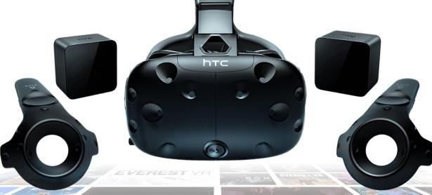 HTC anuncia servicio de suscripción para realidad virtual ilimitado