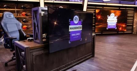 EA presenta su nuevo centro de transmisión dedicado a los esports
