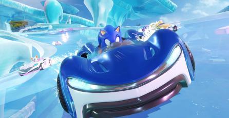 Podrás personalizar tus vehículos en <em>Team Sonic Racing</em>