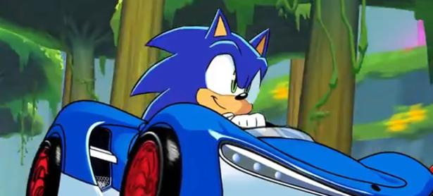Revelan una nueva serie animada de <em>Sonic</em> en SXSW 2019