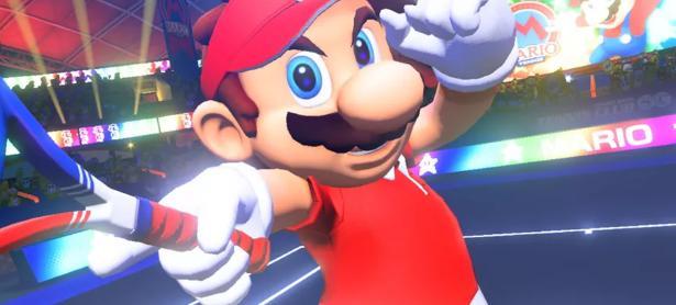 Checa este increíble juguete de <em>Mario Tennis</em>
