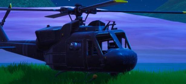 Un misterioso helicóptero ha empezado a aparecer en <em>Fortnite</em>