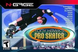 Tony Hawk´s Pro Skater