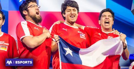 Chileno Nicolás Rubilar gana el World Tour 2019 en Gran Turismo
