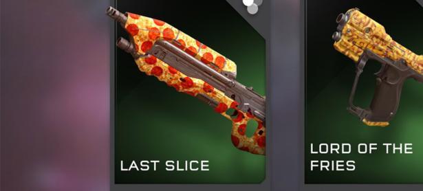 343i te regala un skin de pizza para tus armas en<em> Halo 5</em>