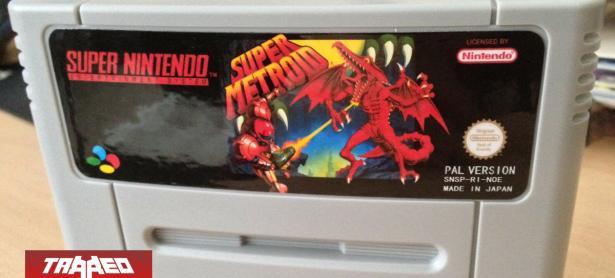 ¡Nostalgia! Super Metroid de SNES cumple 25 años desde su lanzamiento