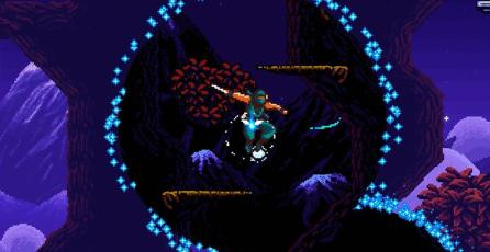 La acción de <em>The Messenger</em> ya está disponible en PS4