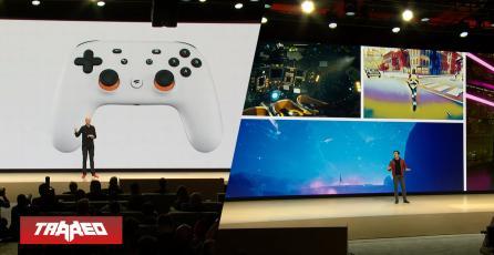 'STADIA' será la nueva consola de Google para competir con Xbox y PlayStation