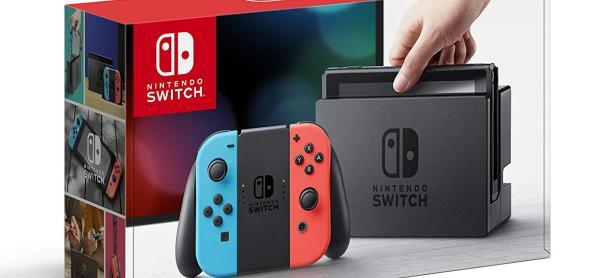Switch fue la consola más vendida de febrero en EUA