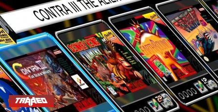 Contra está de regreso: Konami reestrenará 4 de los juegos más antiguos en PC
