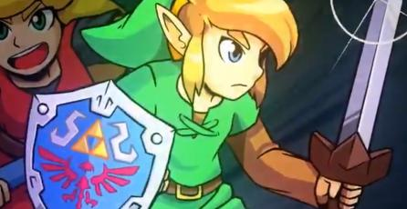 <em>Cadence of Hyrule</em> es un spin-off musical de <em>The Legend of Zelda</em>