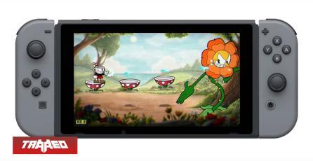Me hipoteca: <em>Cuphead</em> llegará a Nintendo Switch el 18 de abril