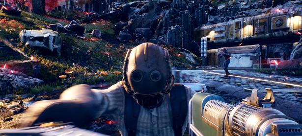<em>The Outer Worlds</em> llegará antes a la Epic Games Store que a Steam
