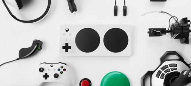 Google STADIA tendrá soporte para el Xbox Adaptive Controller