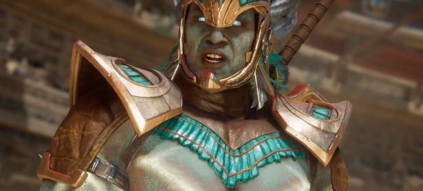 Kotal Kahn regresará en <em>Mortal Kombat 11</em> y se transformará en pantera