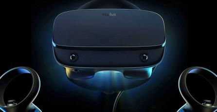 Oculus anunció Rift S, su nuevo headset de realidad virtual