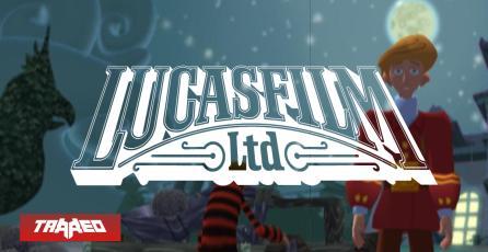 Disney traería a la vida a LucasFilm Games sin previo aviso según una filtración