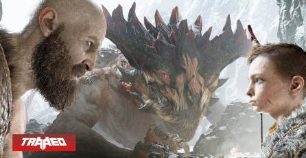 No se detiene: God of War 4 recibe su décimo premio a 'Mejor juego del año'