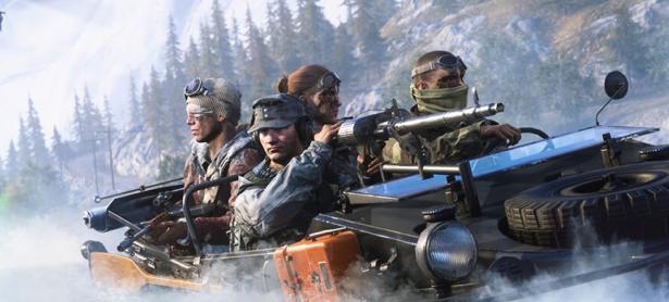 Toda esta acción te espera en Firestorm, el Battle Royale de <em>Battlefield V</em>
