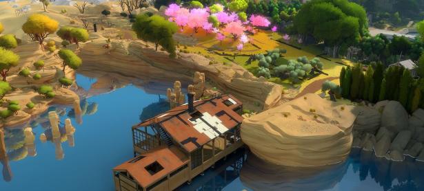 Pronto regalarán <em>The Witness</em> en la Epic Games Store