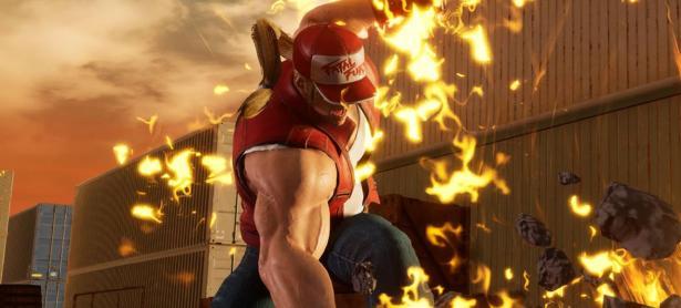 Así peleará Terry Bogard en <em>Fighting EX Layer</em>