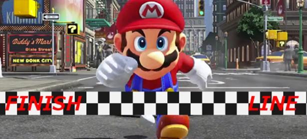 Speedrunner termina <em>Super Mario Odyssey</em> en menos de una hora