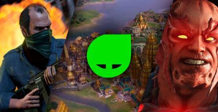 Aprovecha GTA V, Injustice 2 y Civilization VI hasta un 60% de descuento