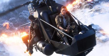 Llega Firestorm, el modo Battle Royale para <em>Battlefield V</em>